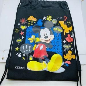NWOT Disney Cinch Sak